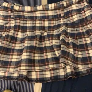 Hollister skirt size 1